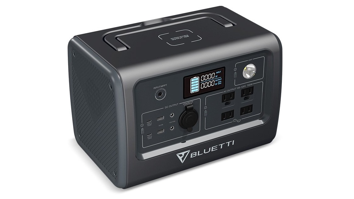MacRumors Giveaway: Win a Bluetti EB70 Portable Power Station and 200W Solar Panel