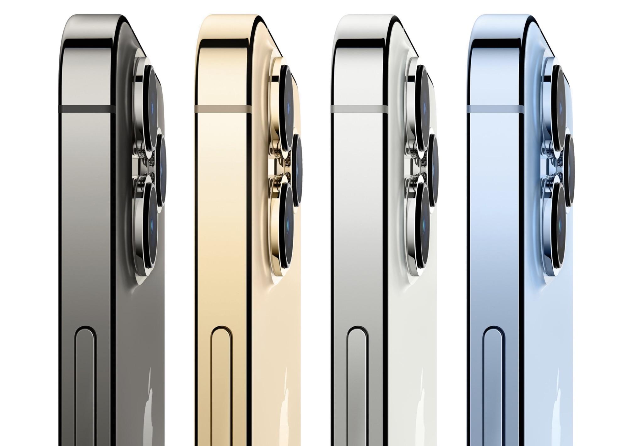iphone 12 pro camera lineup