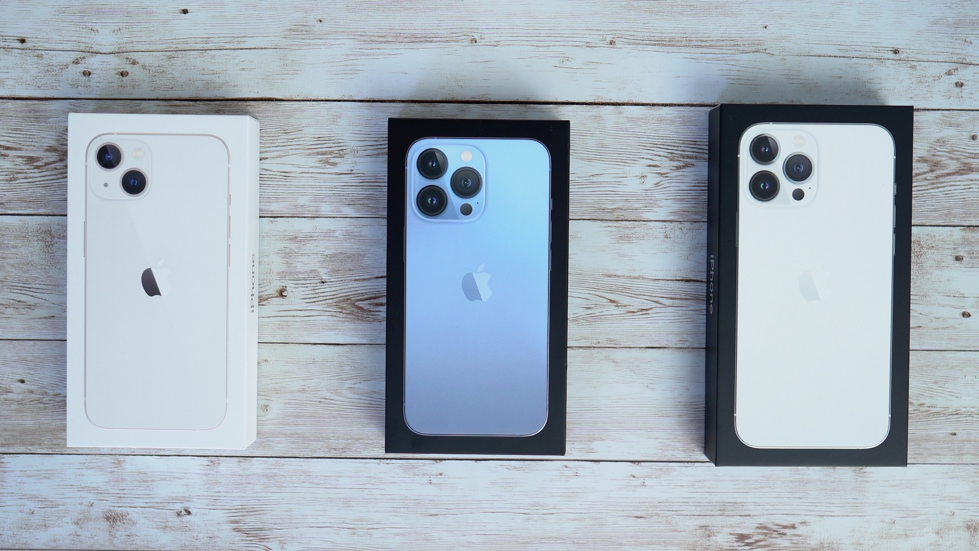 iphone 13 boxes