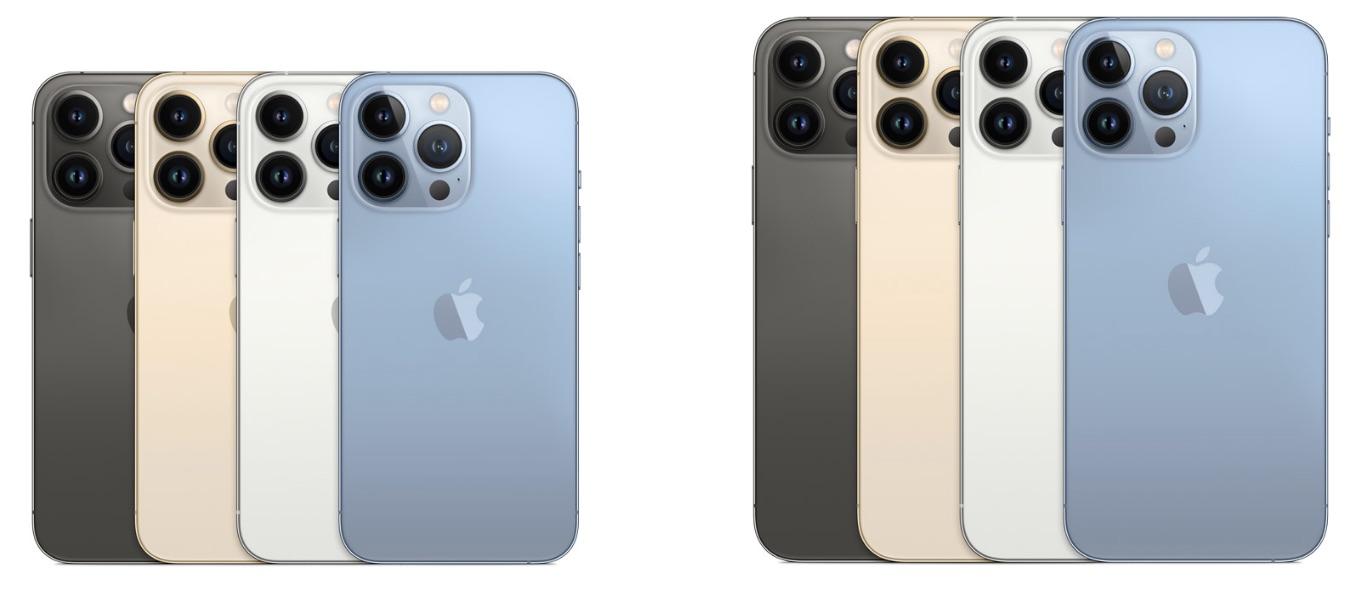 iphone 13 pro models sizes