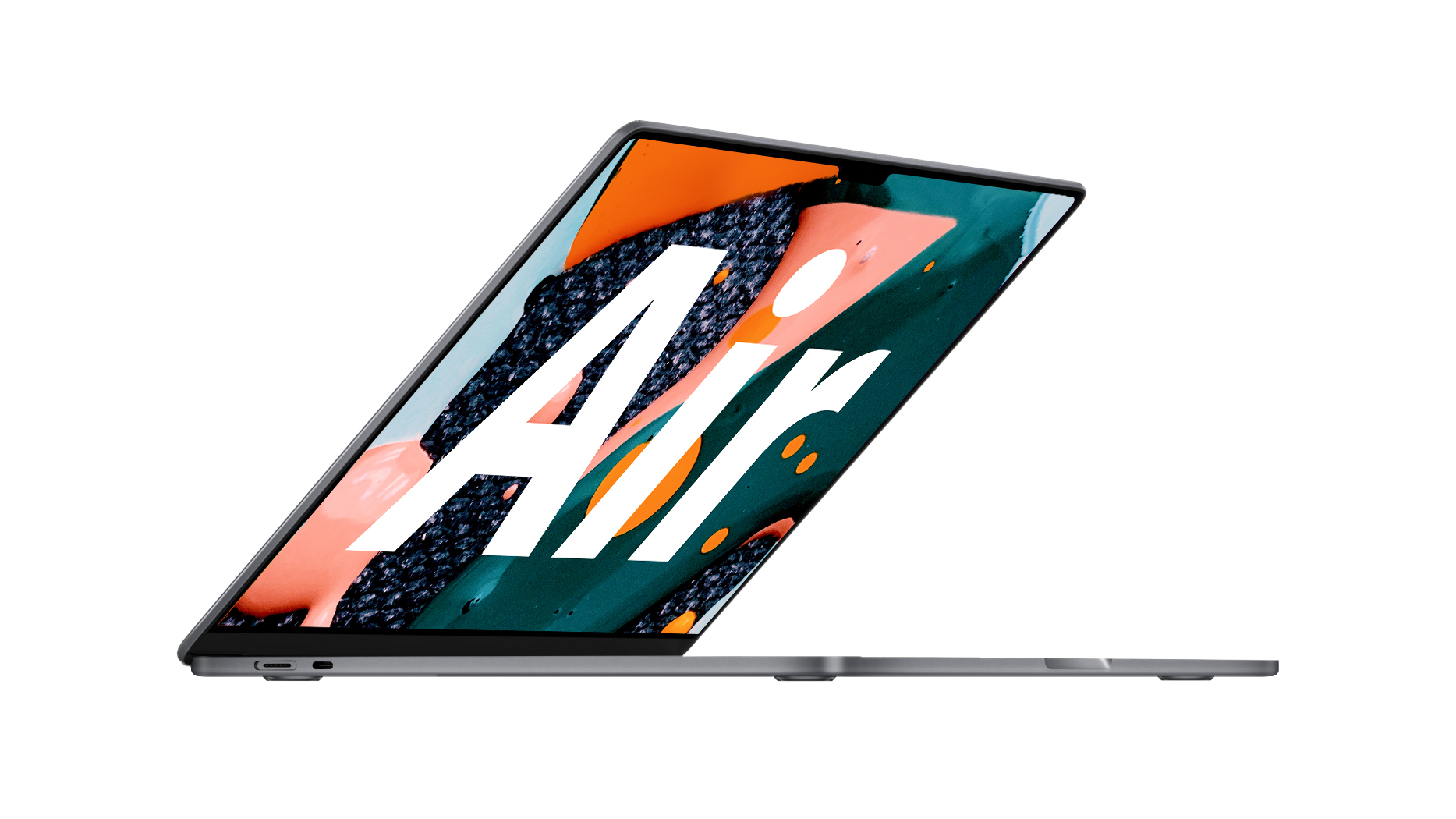 notch macbook air rounded mock