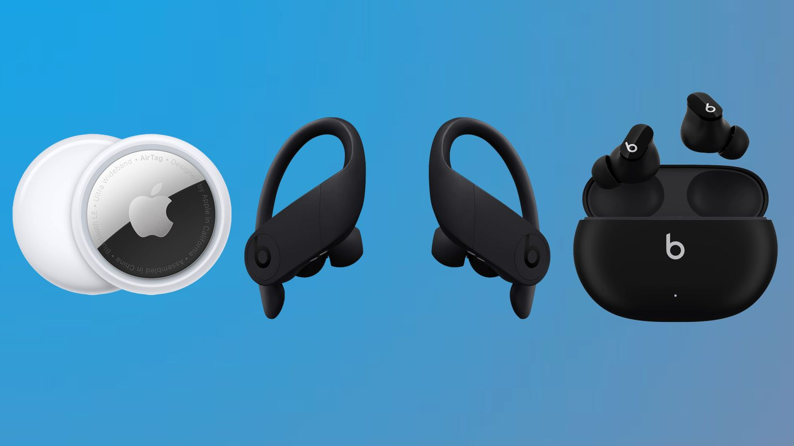 Deals: Woot Shares First Sale on AirTag 4-Pack and Amazon Discounts Multiple Beats Headphones