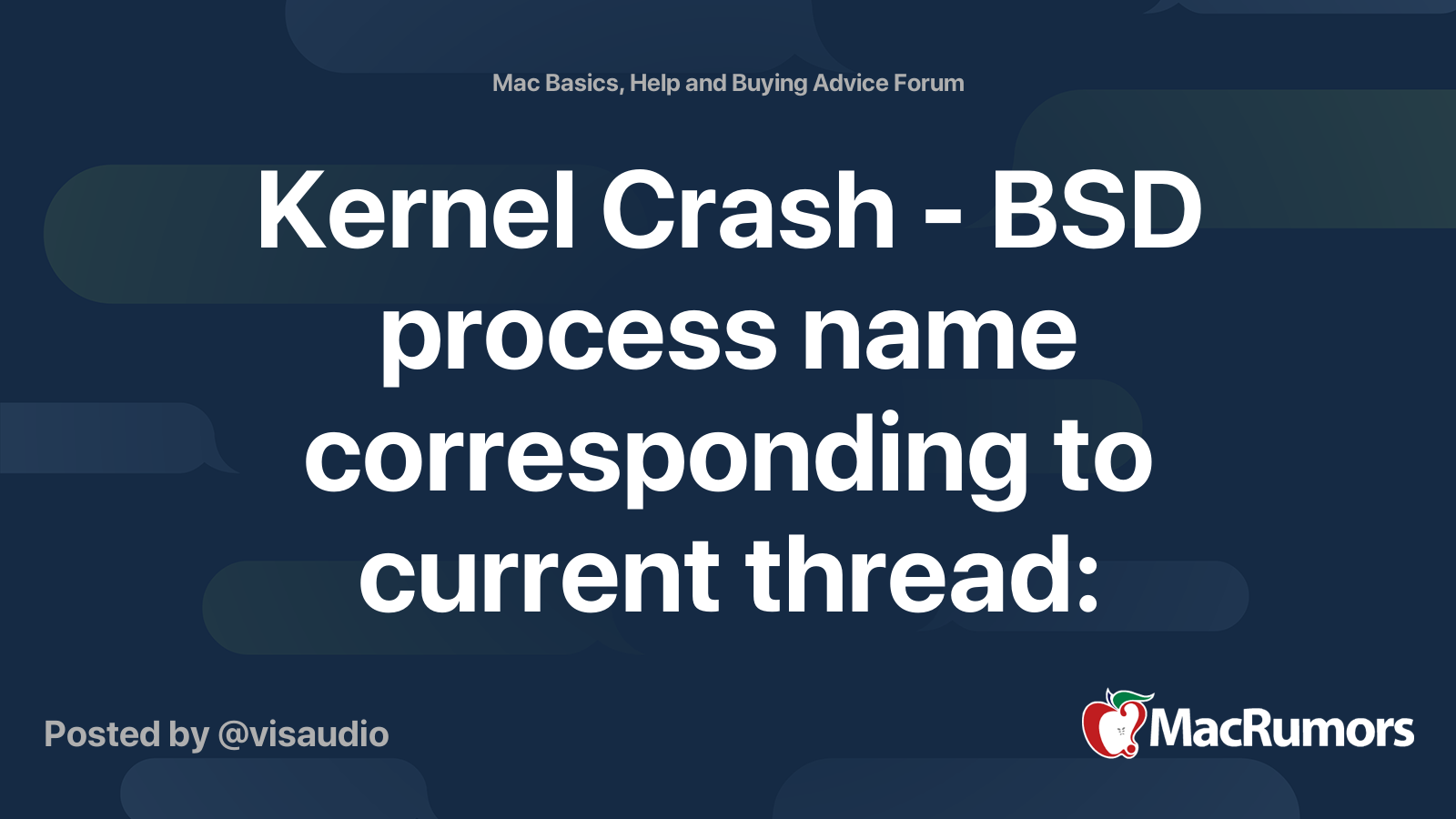 bsd process name