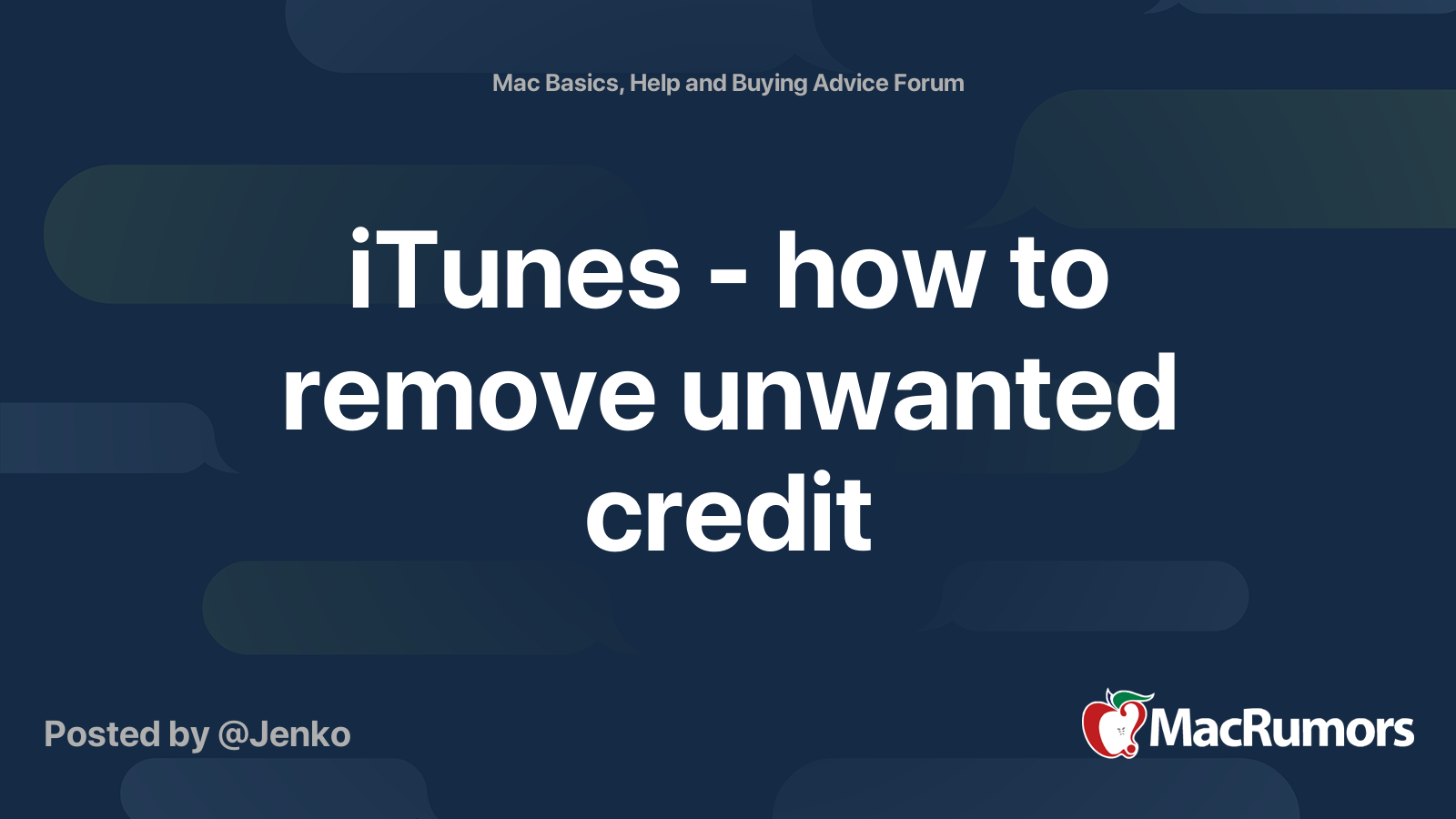 From remove cents how id to apple How to