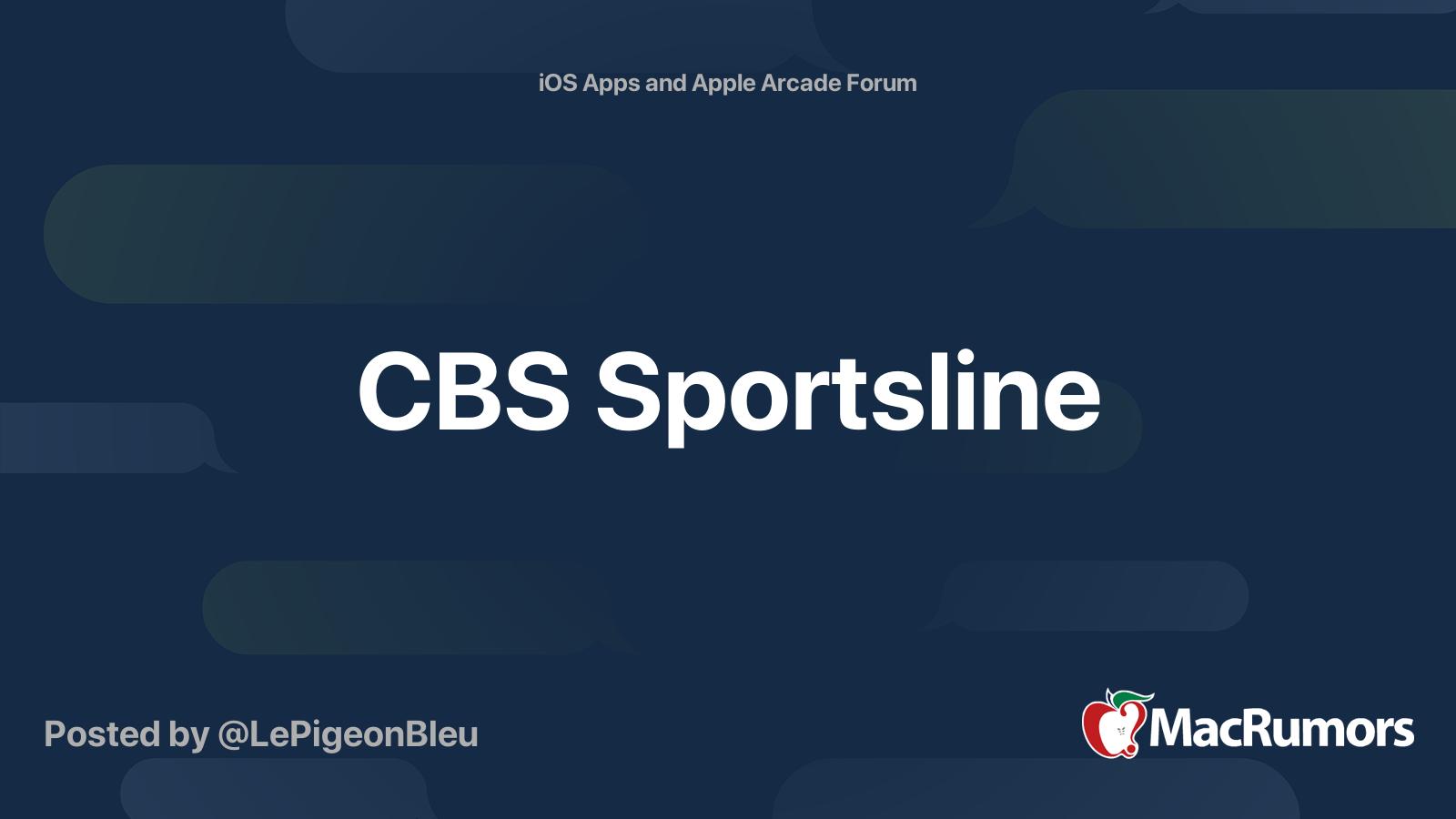 Cbs Sportsline Macrumors Forums