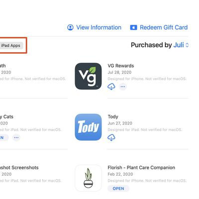 mac app store iphone ipad apps