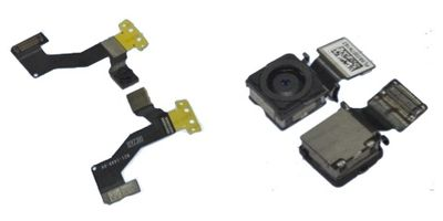 iphone 5 front rear cameras large