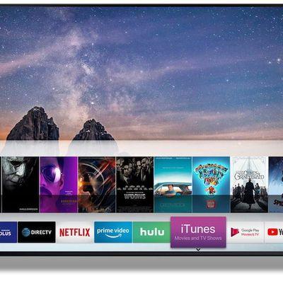 samsung tv itunes app