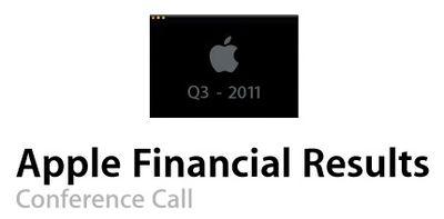 3q11 earnings call