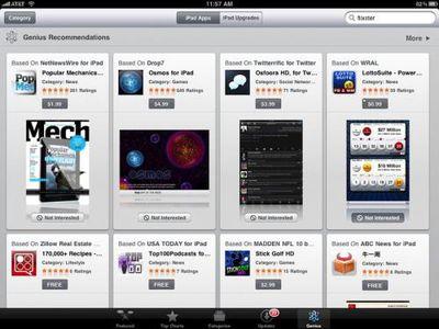 115947 ipad app store genius 500