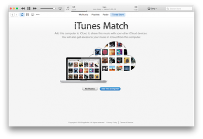 How To iTunes Match3