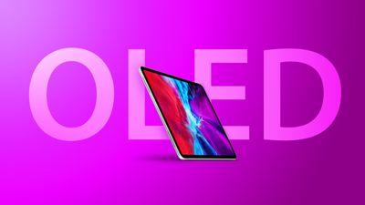 OLED iPad Pro Feature