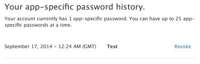 appspecifichistory