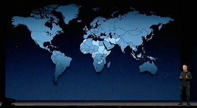 cook app store 155 countries
