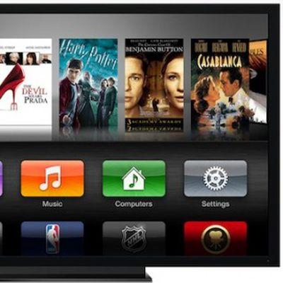 apple tv 2012 interface