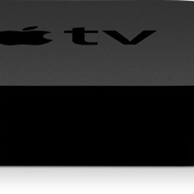 apple tv black