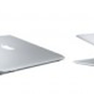 macbook air four sizes mockup