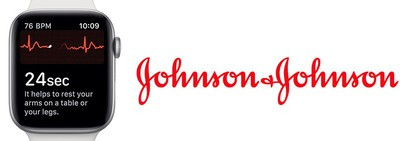 johnson johnson apple watch