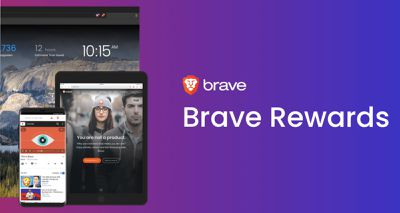 brave browser rewards