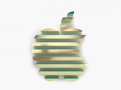 aapl logo green