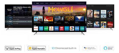 vizio smartcast tvs airplay 2 homekit
