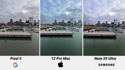 iphone 12 pro max ultrawide comparison