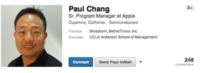 chang-apple-broadcom-linkedin