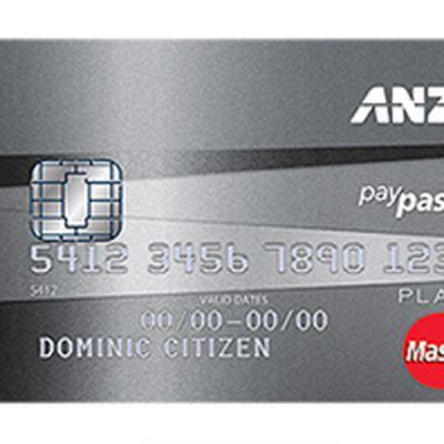 Apple Pay ANZ MasterCard
