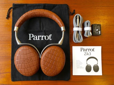 Parrot Zik 3.0 contents