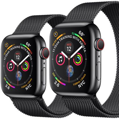 apple watch lte duo