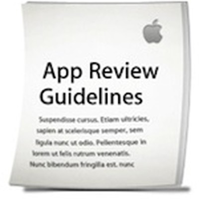 142552 app store review guidelines icon