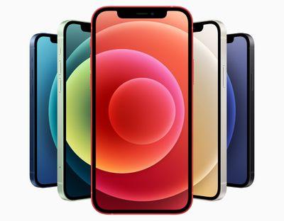 apple iphone 12 new design