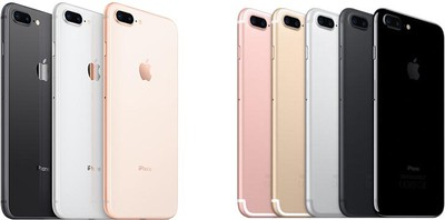 iphone 8 plus vs 7 plus