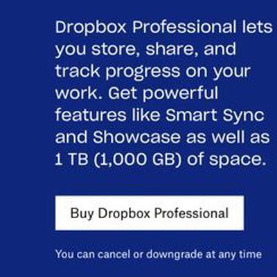 dropboxprofessional