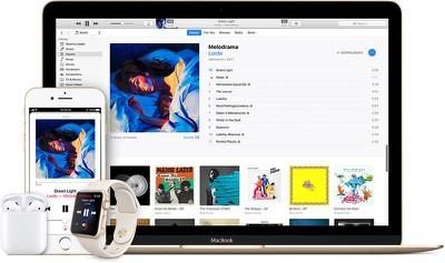 apple music trio