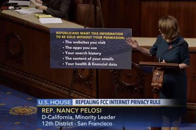 ISP privacy