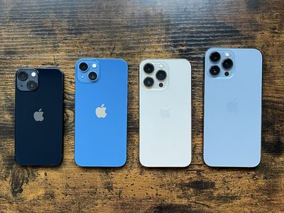 iphone 13 pro colors compared inews
