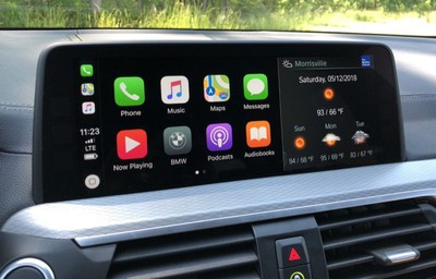 bmw carplay main