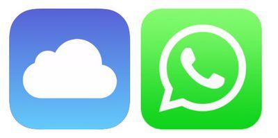 iCloud whatsapp
