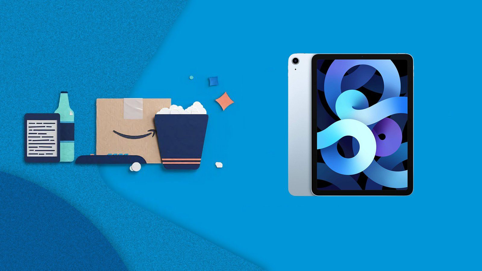 Amazon Prime Day: Apple's 64GB iPad Air Drops to New Low of $519.99 ($79 Off)