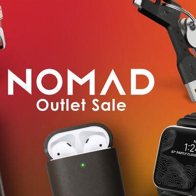 Nomad Outlet Sale 2
