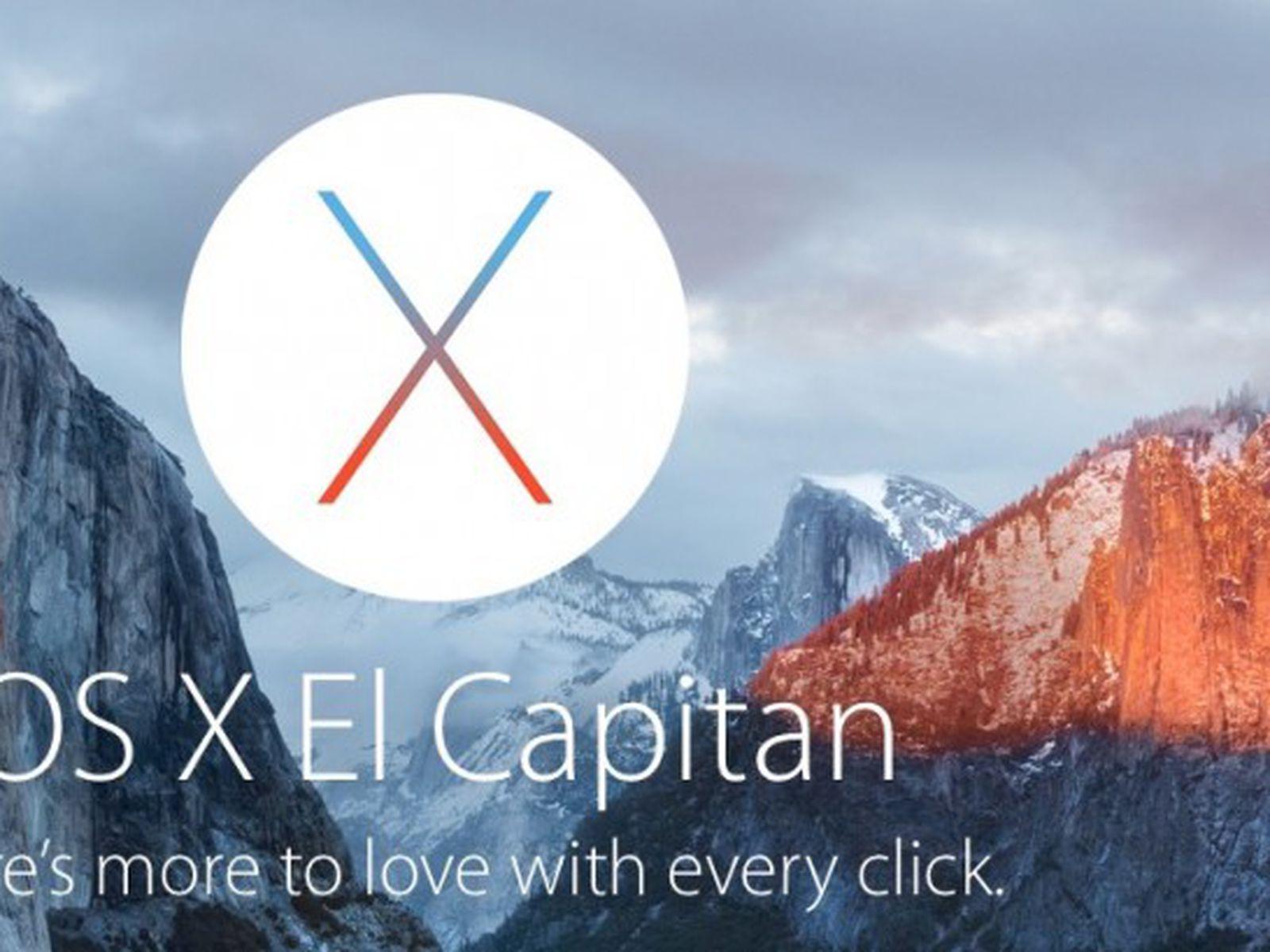 Flux For Mac El Capitan