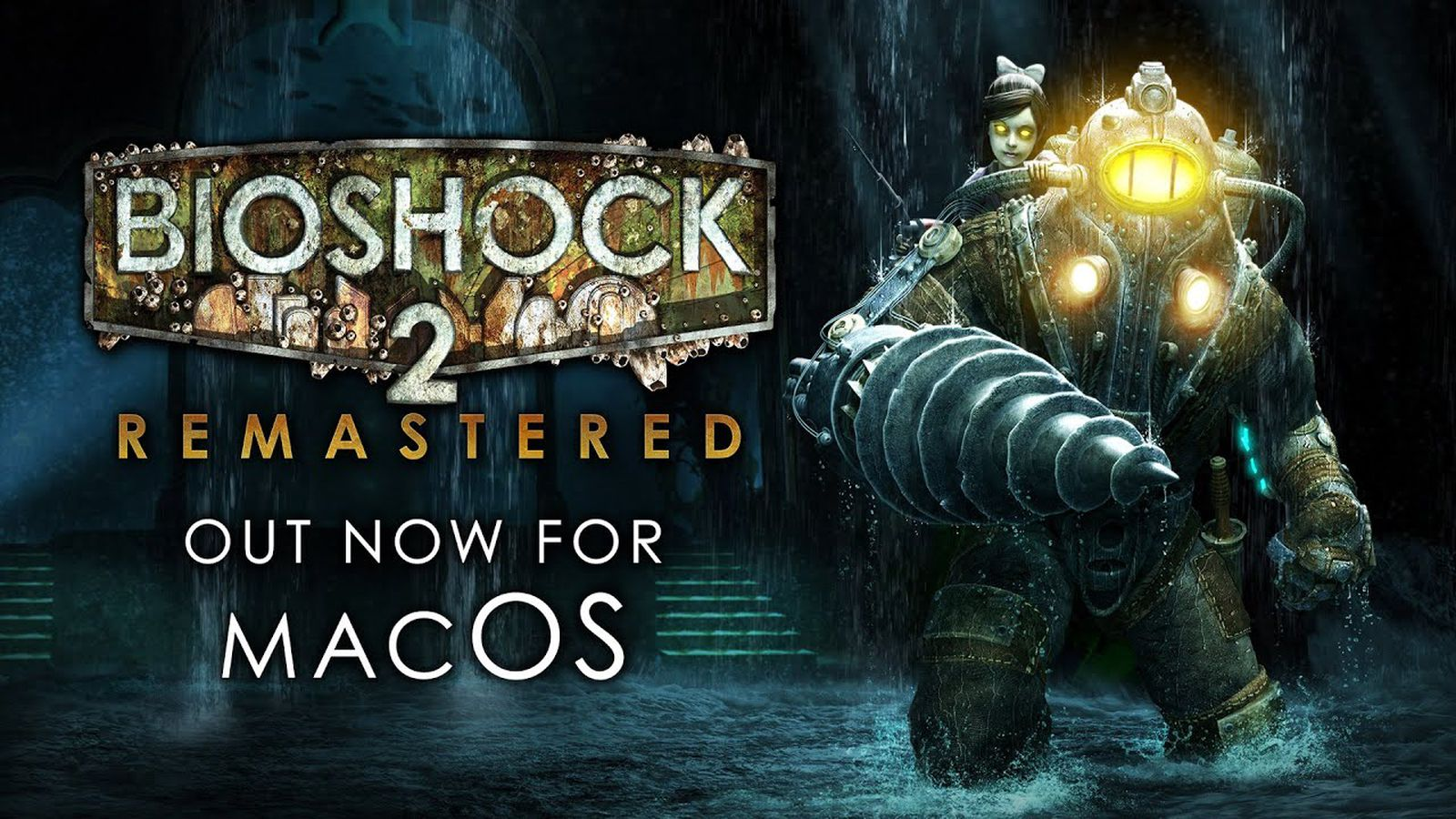 photo of 'Bioshock 2 Remastered' Launches on macOS image