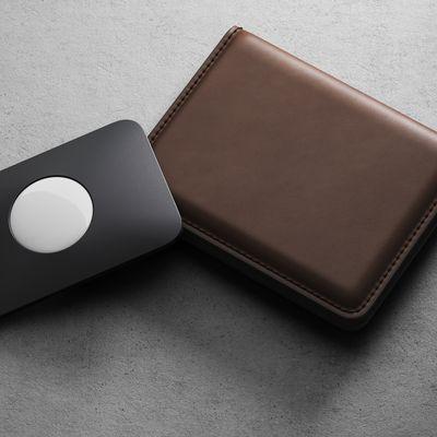 nomad airtag wallet card 2