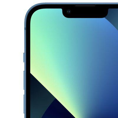 iphone 13 face id notch