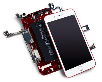 iphone apart