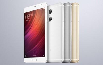 Redmi Pro smartphone