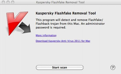kaspersky flashback tool