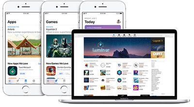ios app store mac app store