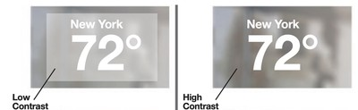 sony high contrast apple glasses article